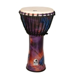 "TOCA Freestyle Rope Tuned 10"" Djembe, WP"