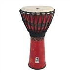 "TOCA Freestyle Rope Tuned 12"" Djembe, RP"