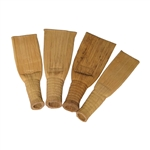Shehnai/Mizmar Single Reed Only, 4 Pack