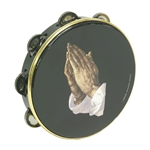 "Remo Tambourine, 8"", Praying Hand"