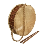"EMS Tabor Drum, 14"", with Sticks"