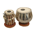 Tabla Set, Copper by Sajid