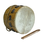 "Tupan Drum, 16"", Rope Tuned"