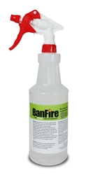 BanFire Retardant for Fabric - 1 quart
