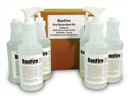 BanFire Flame Retardant Kit
