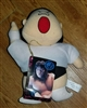 RIKI CHOSYU New Japan vintage Plush Doll w/ Tags