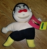 TOSHIAKI KAWADA All Japan vintage Plush Doll w/ Tags