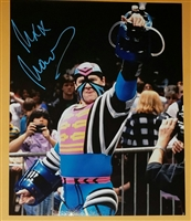 MAX MOON signed photo