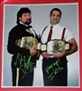 MONEY INC signed FUNKO POP box set- TED DIBIASE & IRS