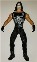 STING 12 inch WCW TOUGH TALKER FIGURE