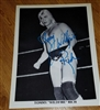 TOMMY RICH signed poster