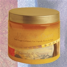 Mountain Body Products | Mountain Sweet Sugar Scrub - 16 oz. - Mango Sorbet