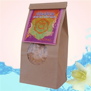 Mountain Body Products | 2nd Sacral Chakra Dead Sea Bath Salts