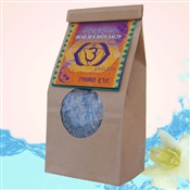 Mountain Body Products |6th Third Eye Chakra Dead Sea Bath Salts
