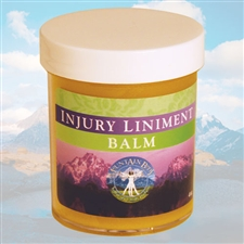 Mountain Body Products | Injury Liniment Balm - 4 oz.
