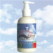 Mountain Body Products | Moist Aloeva Hand & Body Lotion - 9.2 oz.