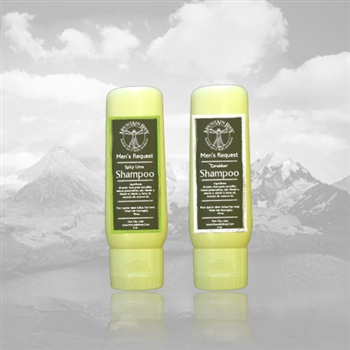 Mountain Body Products | Men's Request - Shampoo