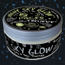 Mountain Body Products | Night Sky Glow Mineral Salt Scrub - 8 oz. - Pisces