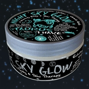 Mountain Body Products | Night Sky Glow Mineral Salt Scrub - 8 oz. - Taurus