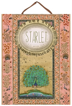 Papaya - Art Panel Print Starlet
