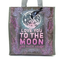 Papaya - Insulated Lunch Bag Moon