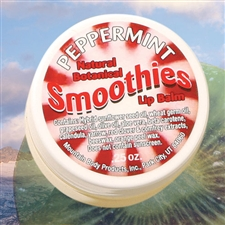 Mountain Body Products | Smoothies Natural Lip Balm - Peppermint