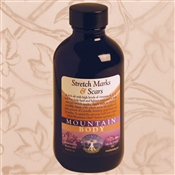 Mountain Body Products | Stretch Marks & Scars - 4 oz.