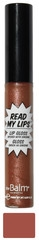 Read My Lips - KA-BANG! - theBalm Cosmetics