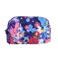 Vera Bradley Small Zip Cosmetic Case