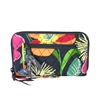 Vera Bradley Zip Around Wallet Wristet