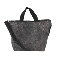 LeSportsac Easy Carry All Tote Bali Charcoal