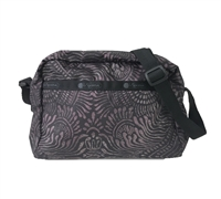 LeSportsac Daniella Crossbody Bag Bali Charcoal