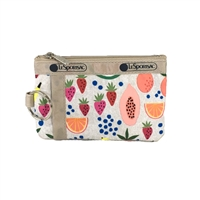 LeSportsac Zip ID Card Case
