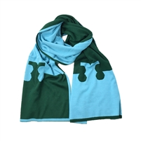 Tory Burch Serif-T Long Scarf