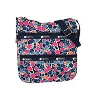 LeSportsac Kylie Crossbody Bag Delightful Navy
