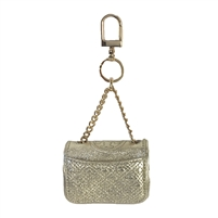 Tory Burch Fleming Bag Key FOB