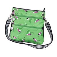 Sydney Love Sport Swing Time Golf Crossbody Bag