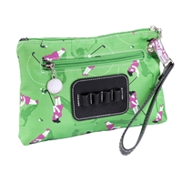 Sydney Love Sport Swing Time Wristlet w Golf Tee Holder