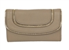Michael Kors Naomi Leather Convertible Clutch
