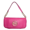 Michael Kors Fulton Small Chain Shoulder Bag