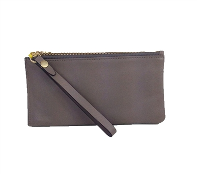 Kate Spade Saturday Card Me Nappa Leather Wristlet