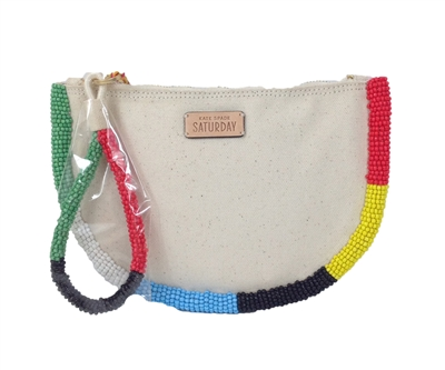Kate Spade Saturday Beaded Clutch Wristet