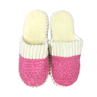 Fashion Culture Your Moon Scuff Slippers