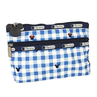LeSportsac Minnie Mouse Travel Cosmetic Case