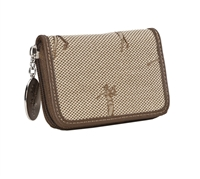 Sydney Love Classic Golfer Mini Zip Wallet