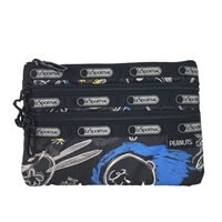 LeSportsac x Peanuts 3 Zip Cosmetic Case