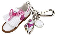 Sydney Love Sport Golf Shoe Keychain / FOB