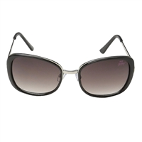 Betsey Johnson Fame Oversized Square Sunglasses