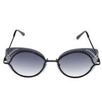 Betsey Johnson Dazzling Cat Eye Sunglasses BJ489124