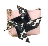 Betsey Johnson Spinning Pinwheel Crossbody